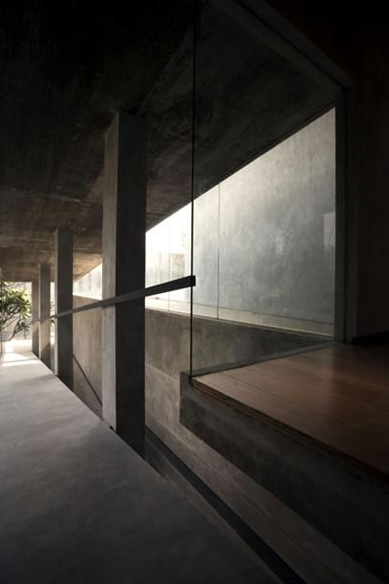 intersecting planes architecture. andra matin - winfred hutabarat residence intersecting planes architecture