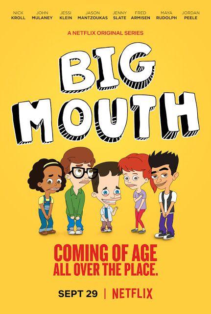 Big Mouth (Season 1) - Direct Download - Hit TV Series | Hit TV