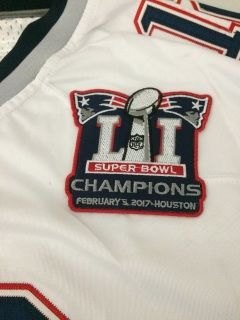separation shoes 9e926 1e58a Brand new with tags. Tom Brady Nike Onfield Jersey with ...