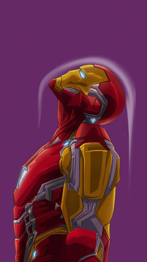 Iron Man Go Up IPhone Wallpaper - IPhone Wallpapers