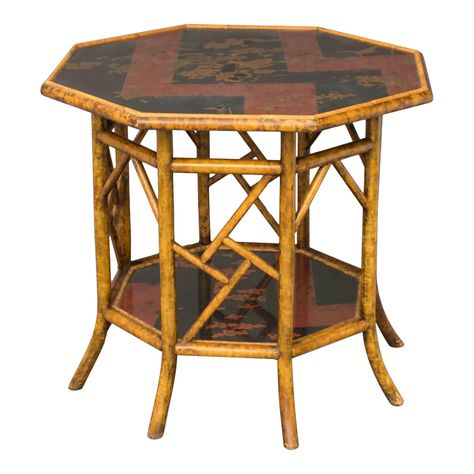 Bamboo Center Table In 2020 Center Table Bamboo Table Glass