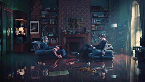 Sherlock Desktop Wallpaper   Moviemania