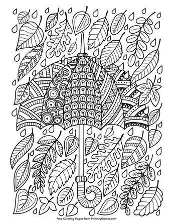 Desen Calismasi Boyama Sayfalari Mandala Adult Coloring Pages