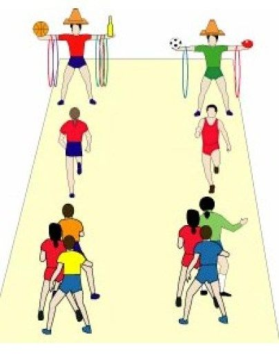 12 Coolest Holiday School Party Games Part 4 School Party Games Gym Games Physical Education