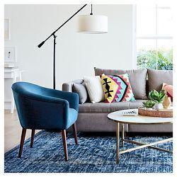 Marlton Round Coffee Table Threshold Floor Lamps Living Room