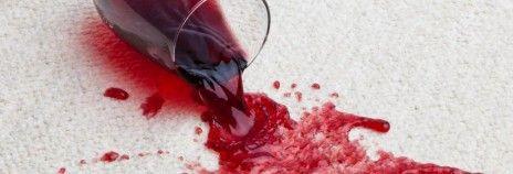 10 modi per rimuovere le macchie di vino rosso #redwine #stain