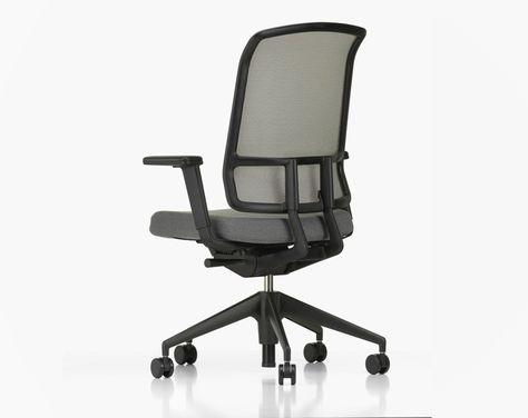 Vitra Meda Bureaustoel.Vitra Am Chair Explained By Designer Alberto Meda At Orgatec 2016