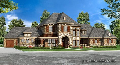 Stoneleigh Heights House Plan - Electronic PDF