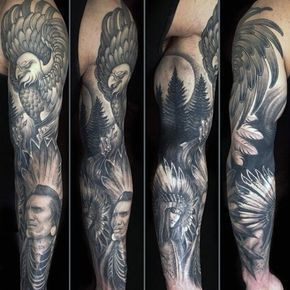 Pin By Austin Henderson On My Saves In 2020 Full Sleeve Tattoos Best Sleeve Tattoos Tattoo Sleeve Designs