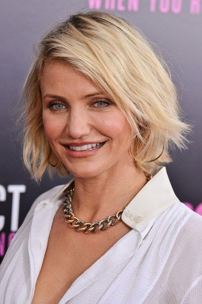 Cameron Diaz Favorite Things Color Food Music Perfume Hobbies Wiki Coiffure Coupe De Cheveux Cheveux Coiffure