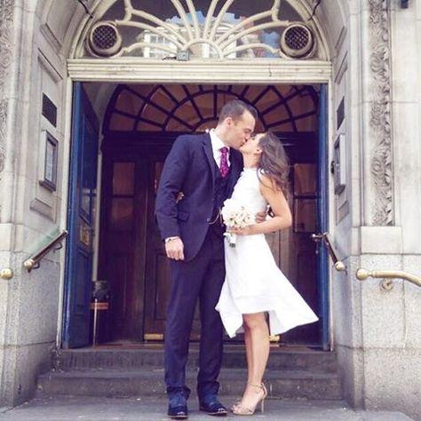 Cool  Utterly Gorgeous Tea Length Wedding Dresses