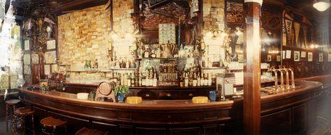 prohibition bar deco | Harry's New York Bar, 75002 | Paris By Me