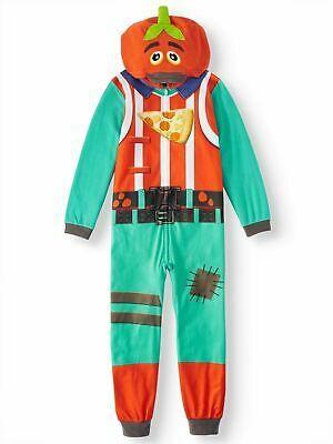 Fortnite Size XL Unisex Union Suit Loot Llama One Piece Pajama Costume NEW