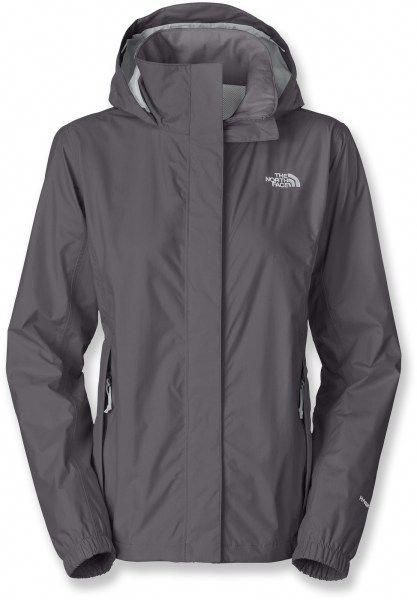 8a457567f The North Face Resolve Rain Jacket - Women's - VANADIS GREY Yessssss ...