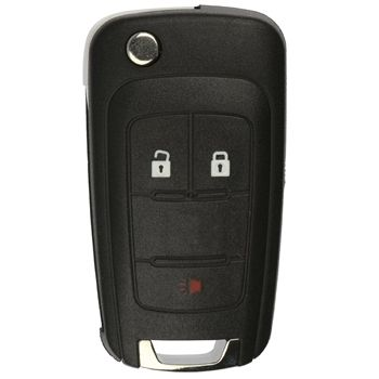 New Keyless Entry Remote Flip Key Fob For 2010 2016 Equionx Sonic