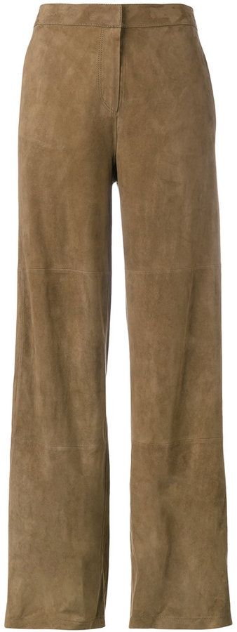 Origano loose pants - Brown Desa Collection Lowest Price Sale Online View For Sale Real UDLx6q