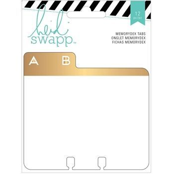 Image Result For Free Printable Memorydex Card Template Heidi Swapp Book Tabs Address Book