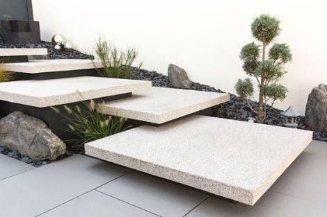 18 solutions pour créer un escalier extérieur Gardens, Landscaping