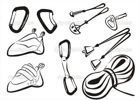 Climbing Equipment Goods And Stuff
