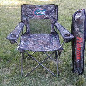 Adult Camo Tailgate Chair