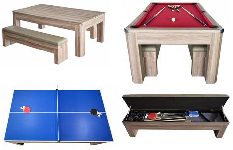 Newport 7 Pool Ping Pong Dining Room Table Exactly What I