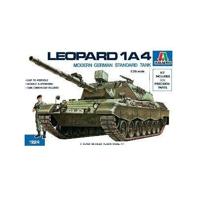 Carro De Combate Leopard 1 A4 Combate