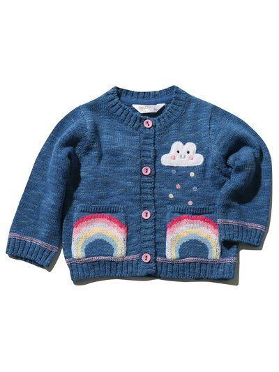 201c3a3b19d Rainbow Cardigan | Kids Jumpers and Cardigans | M&Co | The 'Cardi ...