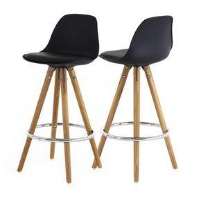 2x Chaise Plan De Travail Popsy Zago Store Modern Stools Decor Kitchen Chairs