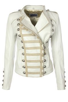 NN Napoleon (Oil black) – Leather Jackets, Mens, Womens