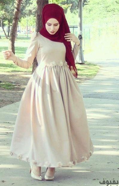 فساتين خروج للمحجبات أجمل فساتين خروج للمحجبات موضة 2020 بفبوف Muslim Fashion Dress Hijab Fashion Muslimah Fashion