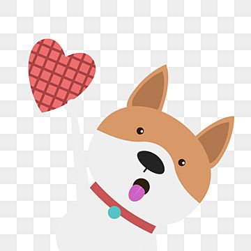 Happy Valentines Day With Dog Character Dog Character Vector Png And Vector With Transparent Background For Free Download In 2021 Happy Valentines Day Happy Valentines Day Card Animal Valentine