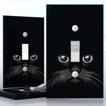 140 Cat Light Switch Plates Ideas Cat Light Light Switch Plates Switch Plates