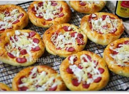 New Appetizers Pizza Baking 68 Ideas Food Receipes Roti Pizza Bake