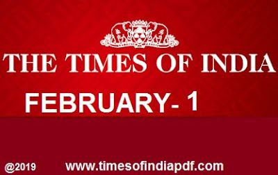 The times of india wikipedia.