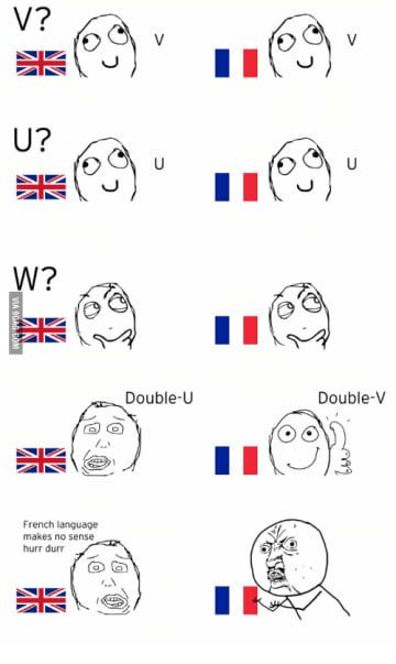 15 Jokes That Anyone Who S Learning French Will Totally Get Dark Humour Memes Jokes Funny Memes