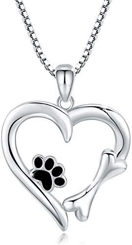 Beautiful Sterling silver 925 sterling Sterling Silver Heart Necklace