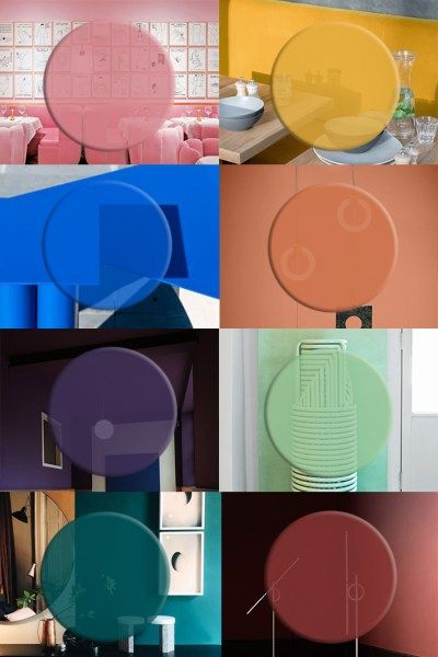 A roundup of the interior color trends for 2018, starting from Milan Design Week new colours and what will be cool next year - ITALIANBARK