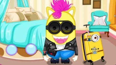 Los Minions Minion Viajar A Nueva York Juegos Gratis