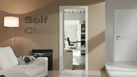 Eclisse Soft Close Self Close And Double Door Coordination Options Pocket Doors Windows And Doors Double Doors