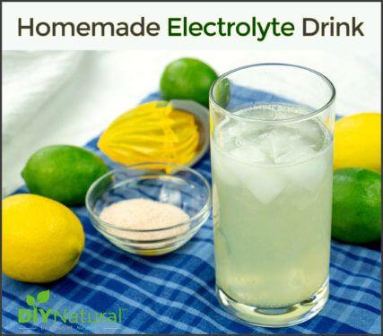 Homemade Electrolyte Drink Recipe Electrolyte Drink Homemade Electrolyte Drink Healthy Energy Drinks