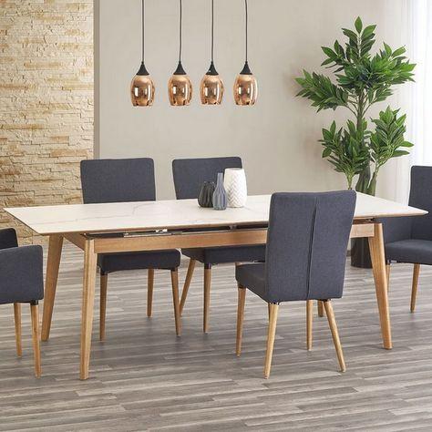 Table Plateau Ceramique Extensible.Pinterest Pinterest