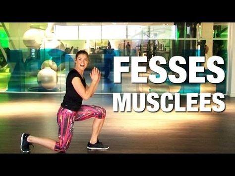 Fitness Training : Comment avoir de belles fesses - YouTube