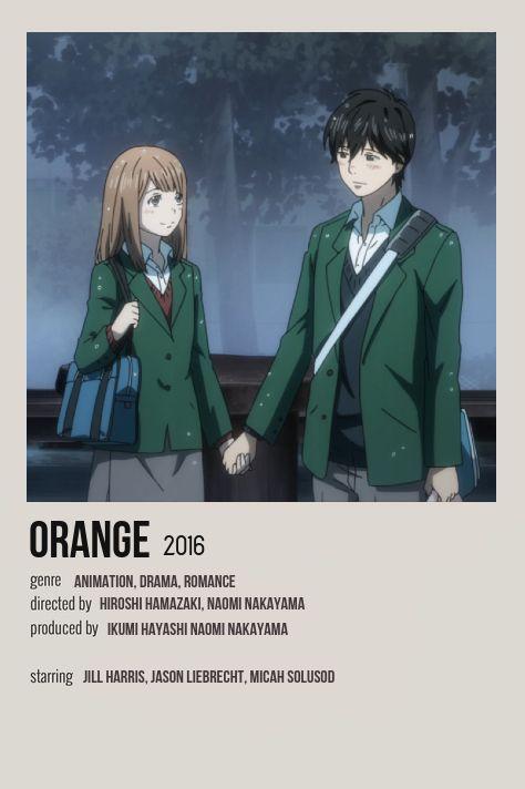 Drama com orange