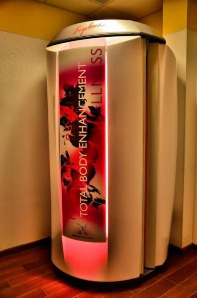 Red Light Therapy Total Body Enhancement