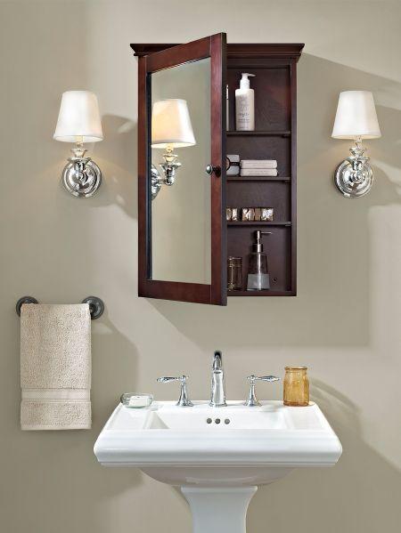 Mirrored Bathroom Wall Cabinet Bathroom Furniture Furniture Bathroom Wall Cabinets