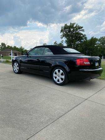 2006 Audi A4 Quattro Awd 3 0 2c V6 2c Convertible With 90 2c500 Miles 248 2c200 00 Obo 0d 0a 0d 0a2nd Owner 2c Serviced By Au In 2020 Audi Convertible Michelin Tires