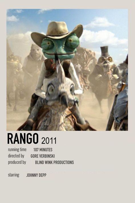 Rango by Cass