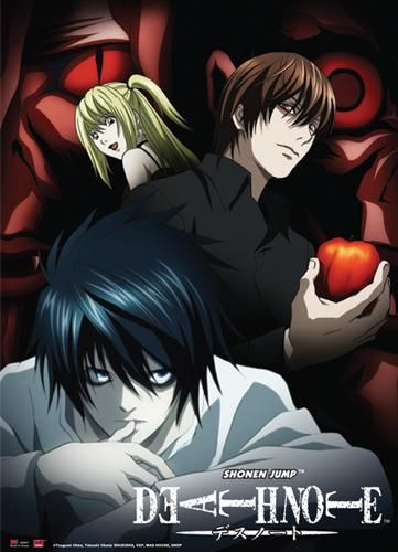 Mind Game Anime WallScroll