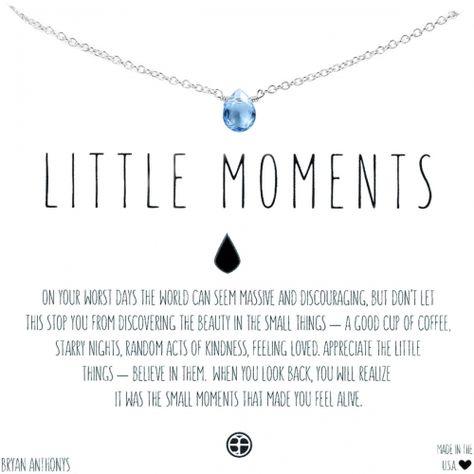 Little Moments 14k Matte Gold