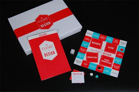 The résumé reinvented as a board game Guerrilla, Cv ideas and - game design resume